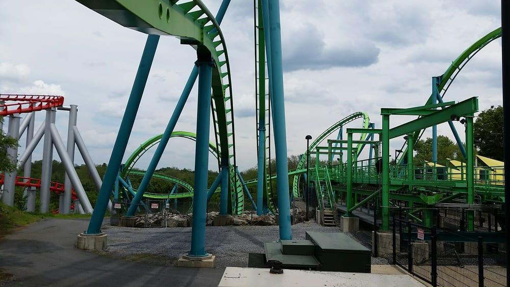 Hydra The Revenge: 3830 Dorney Park Rd, Allentown, PA