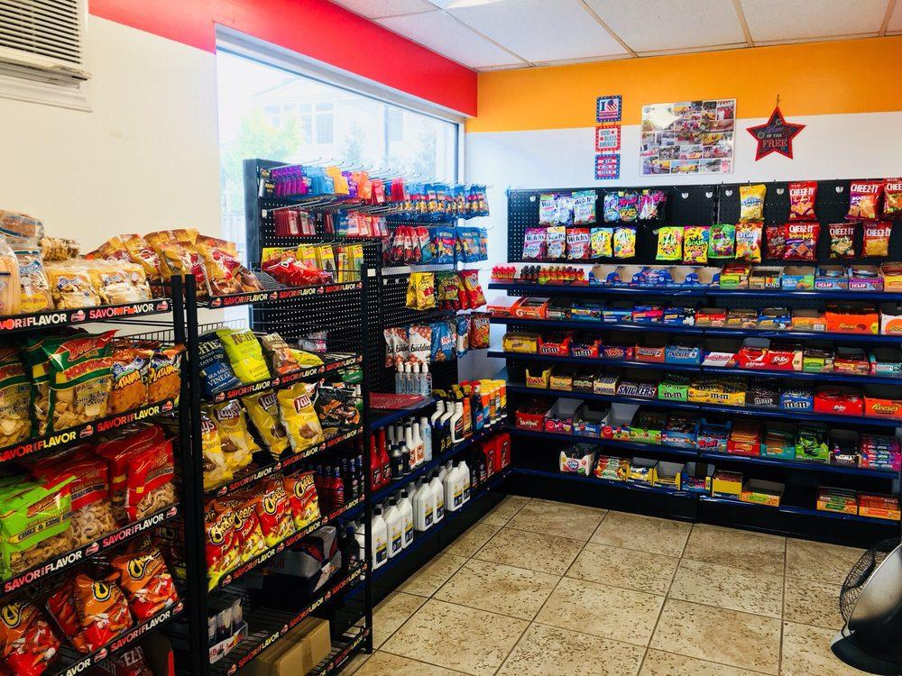 Herndon Shell: 1121 Elden St, Herndon, VA