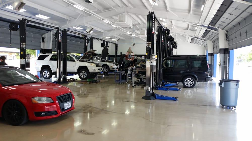 Luxury Auto Works: 350 E Whitestone Blvd, Cedar Park, TX