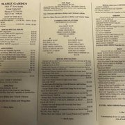 Photo Of Maple Garden   Great Falls, MT, United States. Menu