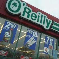 O Reilly Auto Parts Bildele Og Komponenter 301 W