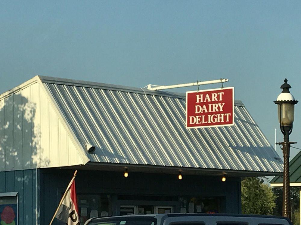 Hart Dairy Delight: 206 E Main St, Hart, MI