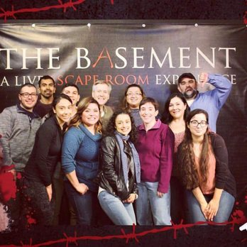 The Basement A Live Escape Room Experience 169 Photos