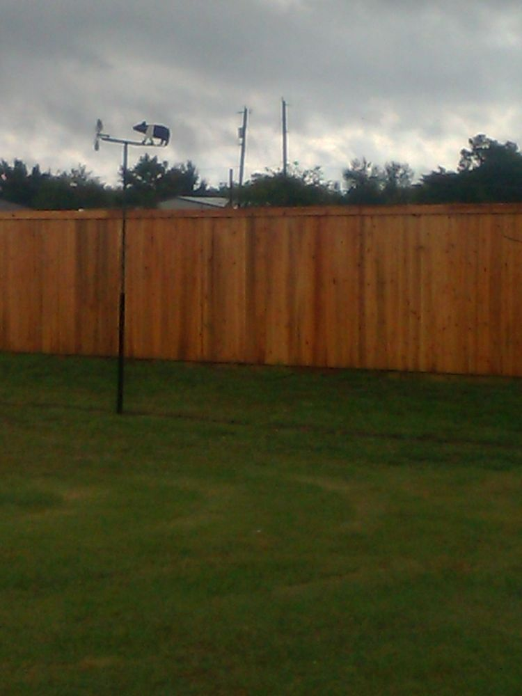 Mike Downs Fencing: 282 Gant Rd, Sherman, TX