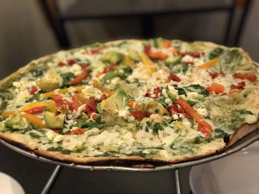 Byrne's Grilled Pizza: 5615 N Illinois St, Indianapolis, IN