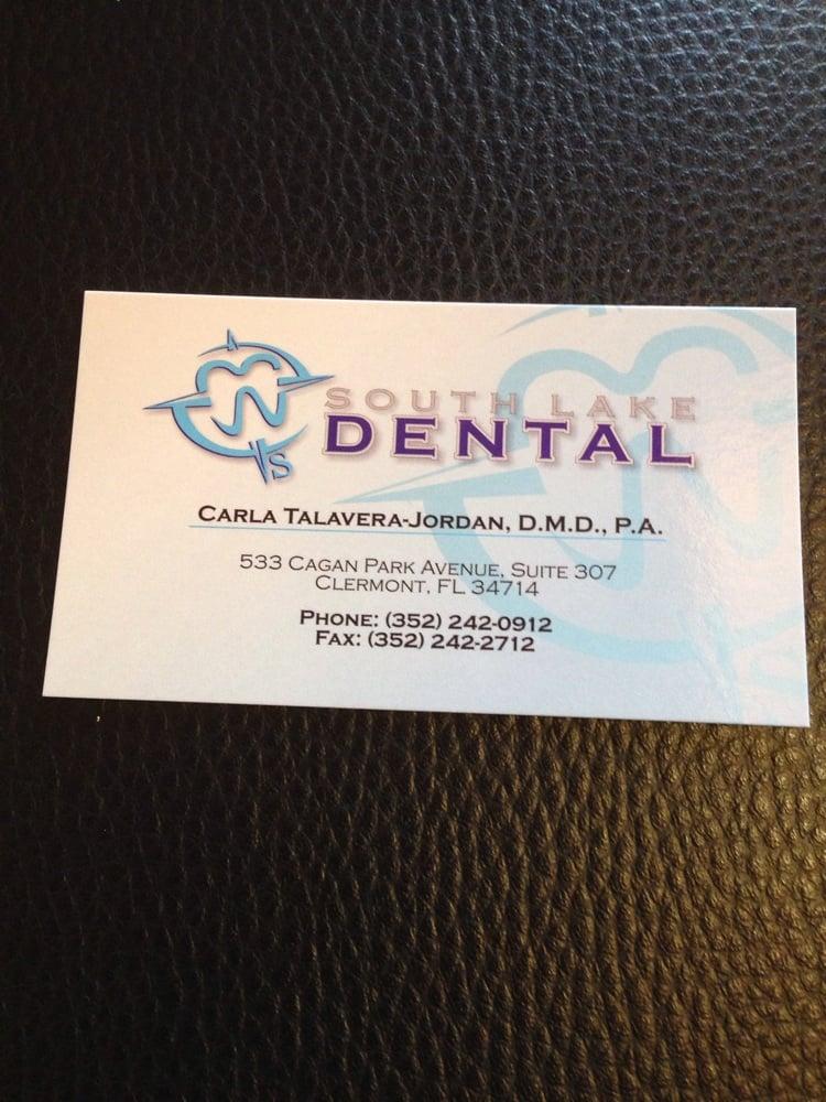 South Lake Dental: 533 Cagan Park Ave, Clermont, FL