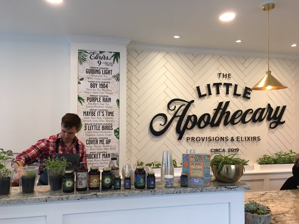 The Little Apothecary: 1409 South Ave, Rochester, NY