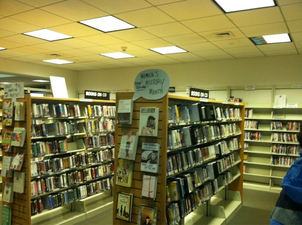 Hendrick Hudson Free Library: 185 Kings Ferry Rd, Montrose, NY