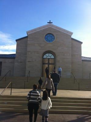 St Francis Frisco >> St Francis Of Assisi Catholic Church 8000 Eldorado Pkwy Frisco Tx