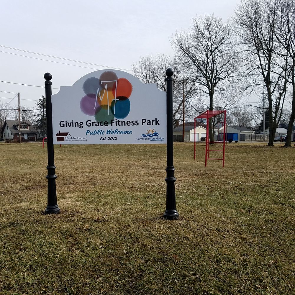 Giving Grace Fitness Park: 2201 S Washington St, Marion, IN