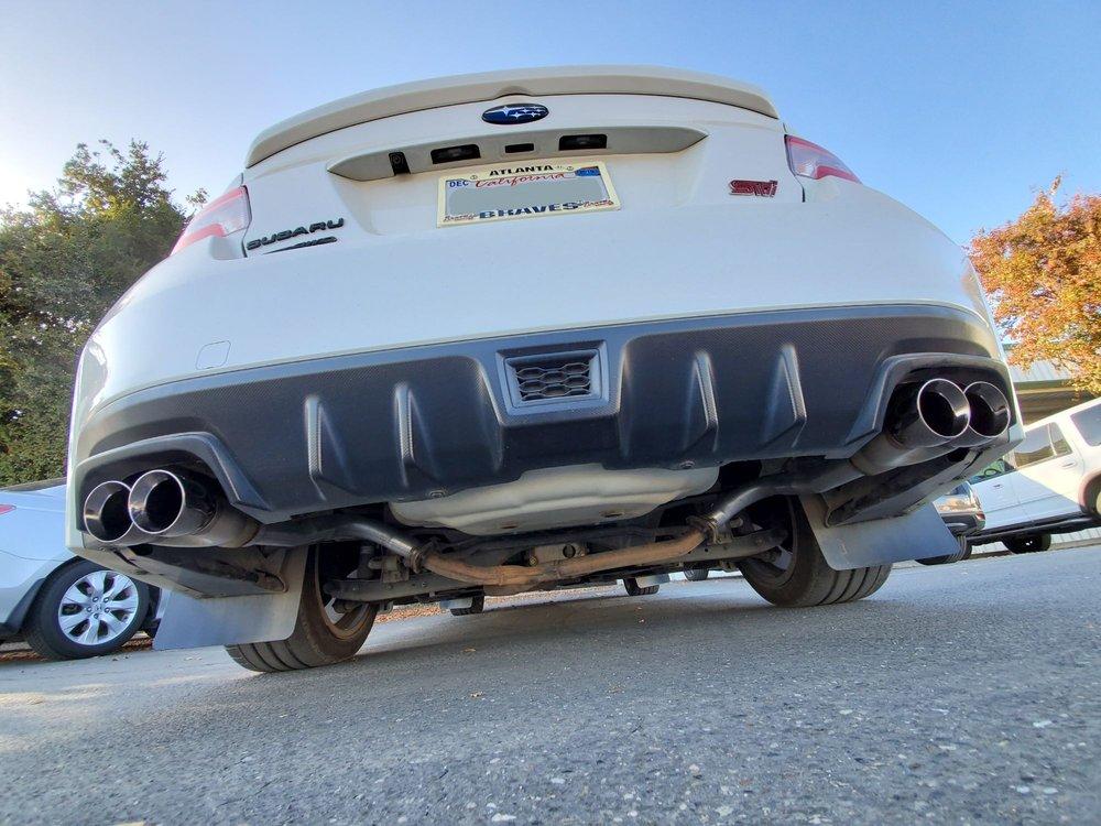Mitchell Muffler Custom Exhaust & Welding: 2923 Nicholas Way, Modesto, CA