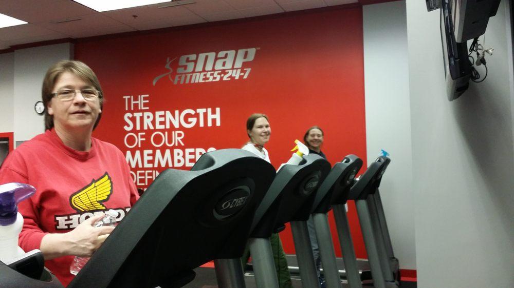 Snap Fitness: 1518 Highway 12 S, Ashland City, TN