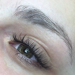 85943bd4aed Photo of Little Doll Lashes - Grande Prairie, AB, Canada. Classic lashes