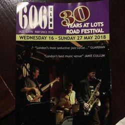 606 Club 20 Photos 30 Reviews Jazz Blues 90 Lots Road