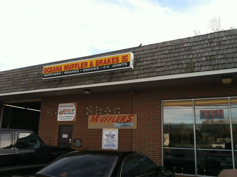 oceana muffler brakes garages 1757 a virginia beach