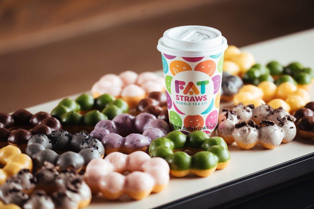 Fat Straws Bubble Tea: 6509 W Park Blvd, Plano, TX