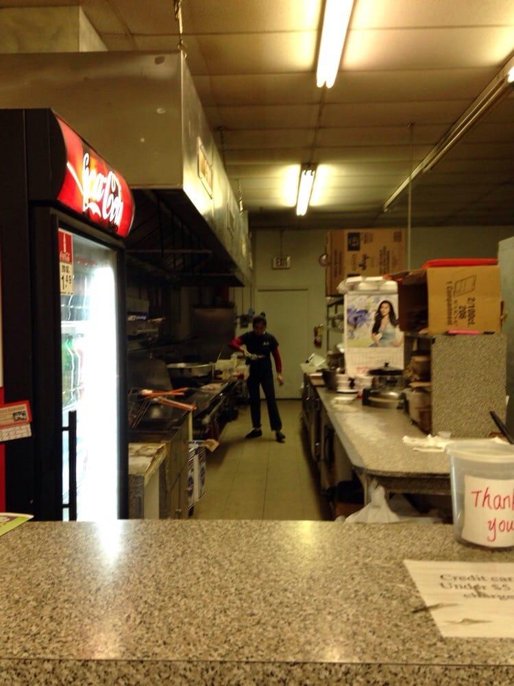 Jin Jin Chinese Restaurant: 112 1/2 Peterson Ave S, Douglas, GA