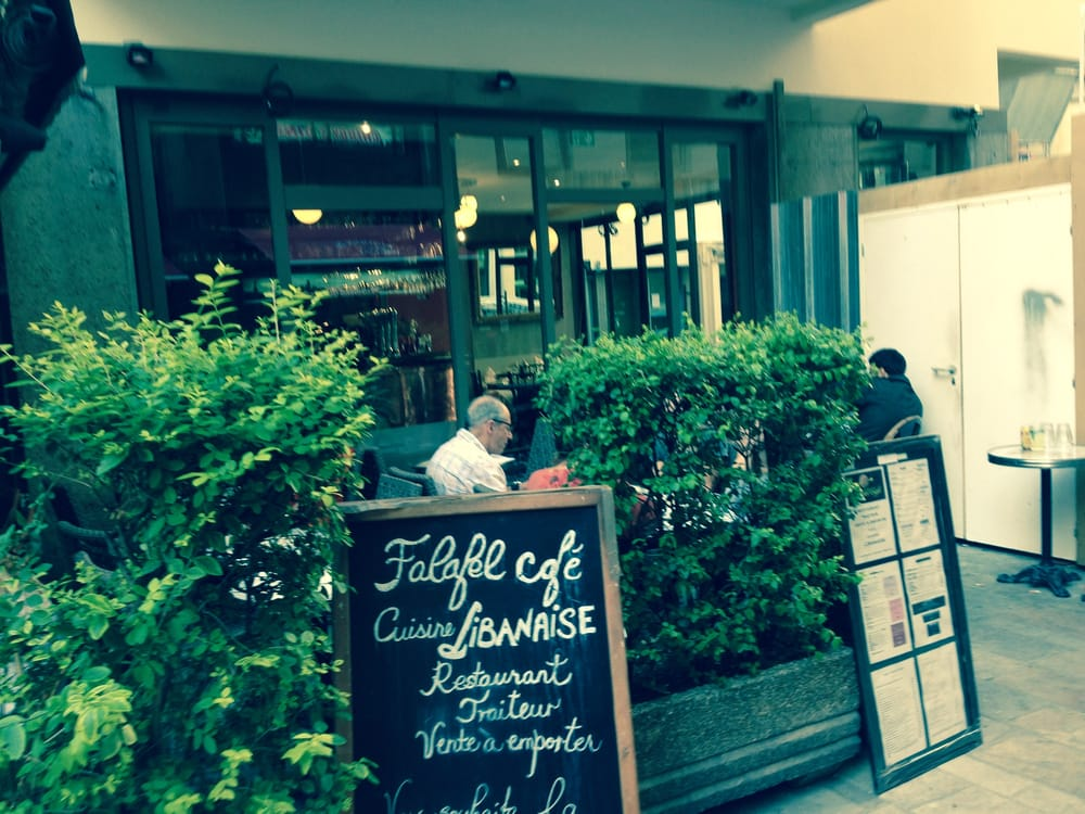Falafel caf 27 photos 25 reviews lebanese 1 rue - Cuisine bernard falafel ...