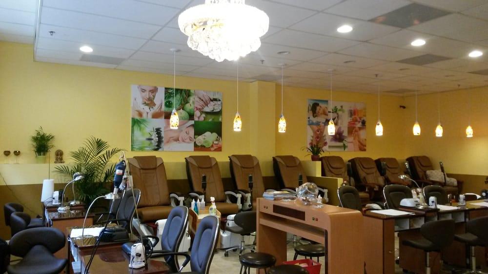 Hair salon washington dc area for sale clean spacious hair nail salon spa yelp - Aveda salon washington dc ...