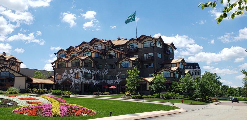 Nemacolin Woodlands Resort & Spa: Nemacolin Woodlands, Wharton, PA