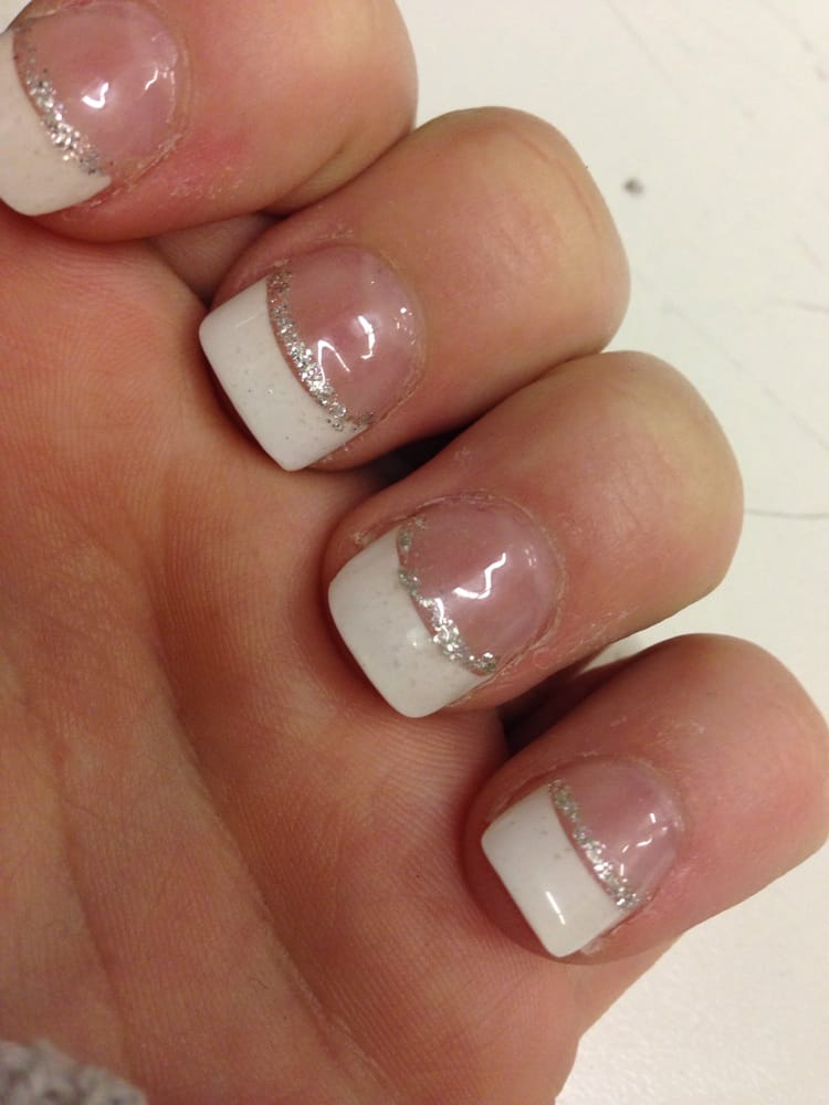 My nails have bumps all over. And it\'s all uneven. - Yelp