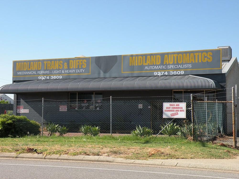 Midland Transmissions & Differentials: 82 Elgee Rd, Midland, WA