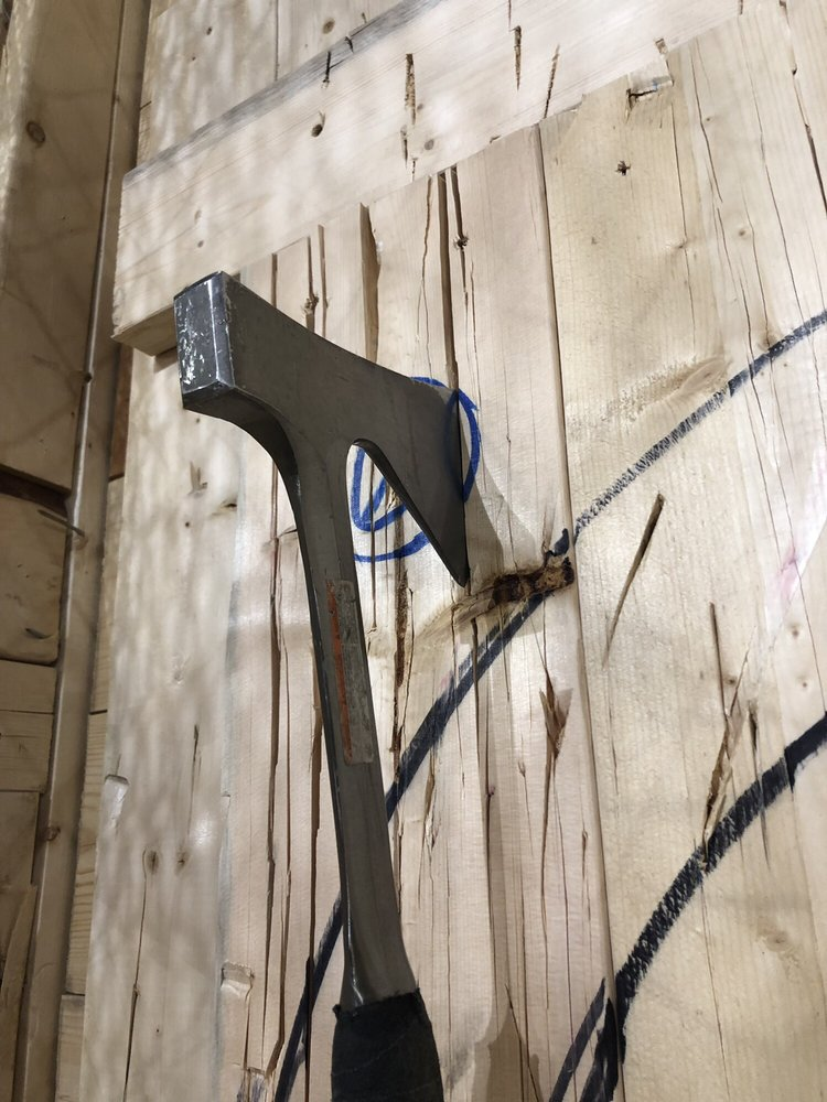 Craft Axe Throwing: 2562 Leavenworth St, Omaha, NE