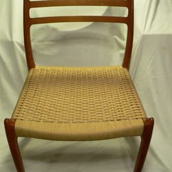Photo Of Heartwood Studios   Arcata, CA, United States. Danish Weave Chair