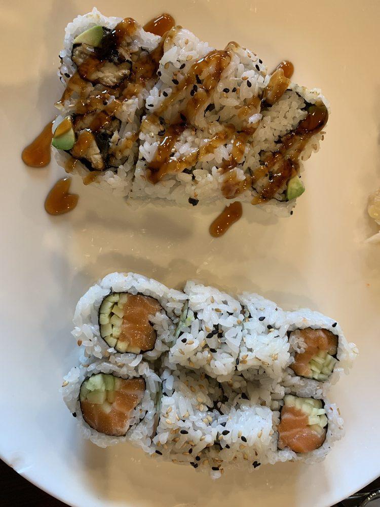 Food from Hana Japanese Sushi Bar & Grill