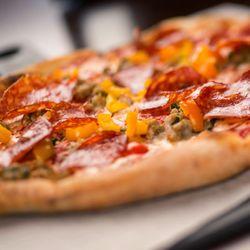Photo Of Boardwalk Pizza Pasta Anaheim Ca United States