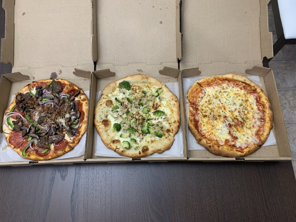 Pizza Stop: 2231 Bel Pre Rd, Silver Spring, MD