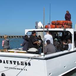Dauntless charters closed 17 reviews boat charters for Fishing store san francisco