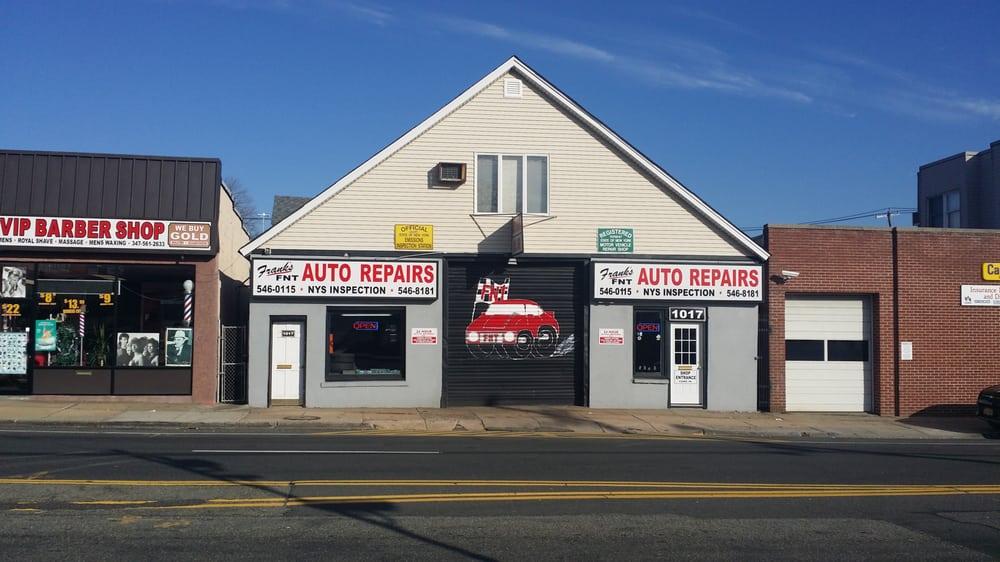 Franks Fnt Auto Repair: 1017 Merrick Rd, Baldwin, NY
