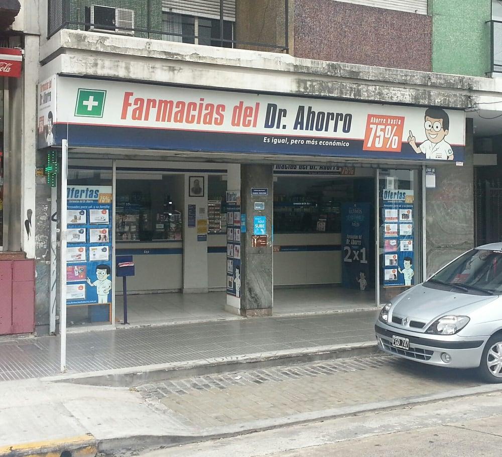 Farmacia del Dr. Ahorro - Farmacia - Av. Cabildo 2917