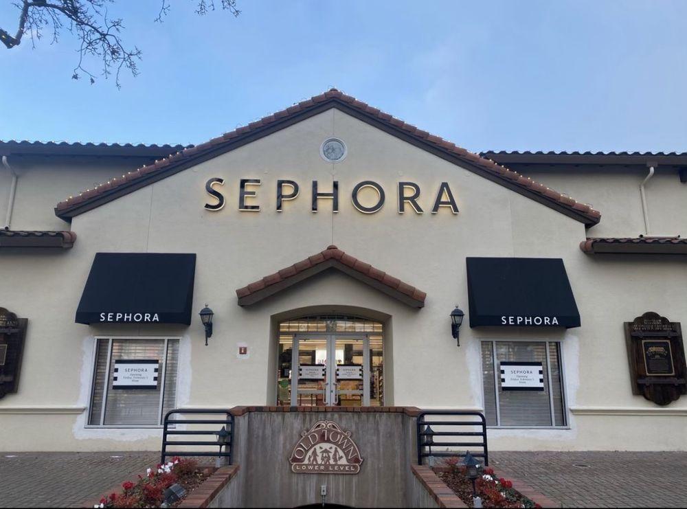 Sephora Los Gatos: 50 University Ave, Los Gatos, CA