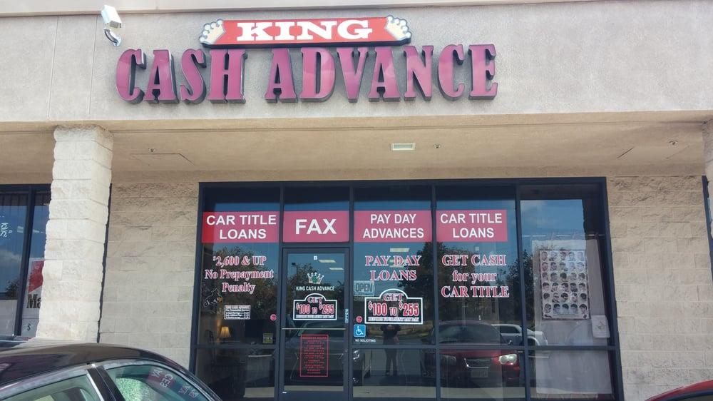 King Cash Advance