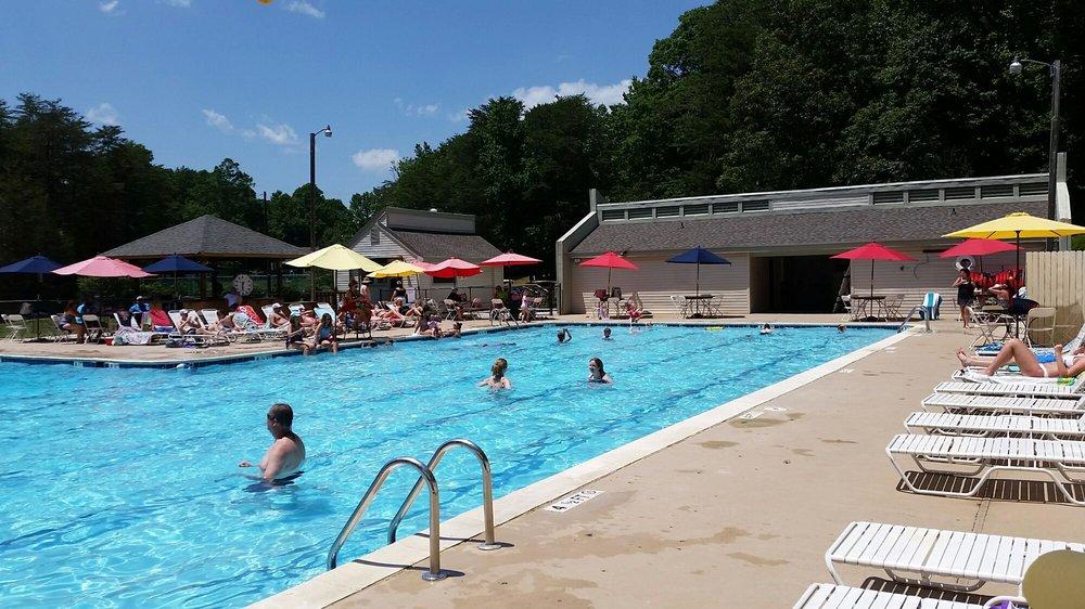 Pebble Creek Country Club Pool: 101 Pebble Creek Dr, Taylors, SC