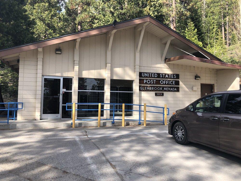 US Post Office: 1785 US Highway 50, Glenbrook, NV