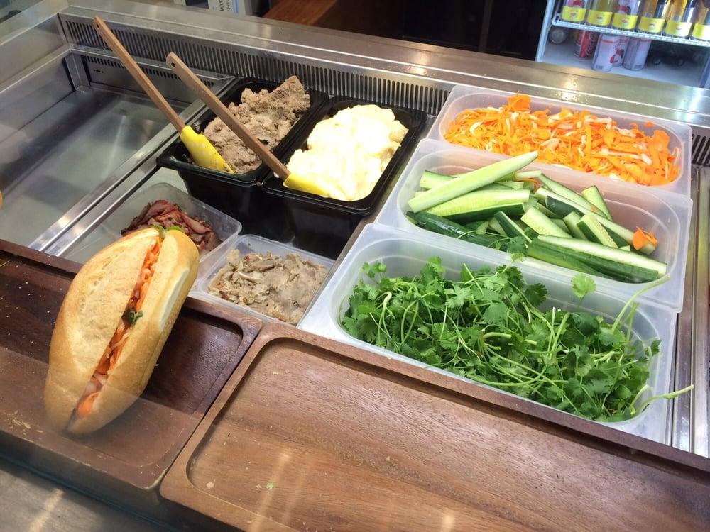Little saigon grill 14 photos vietnamese 123 albert for Australian cuisine brisbane