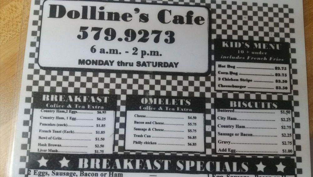 Dolline's: 35-A Main St, Clifton, SC