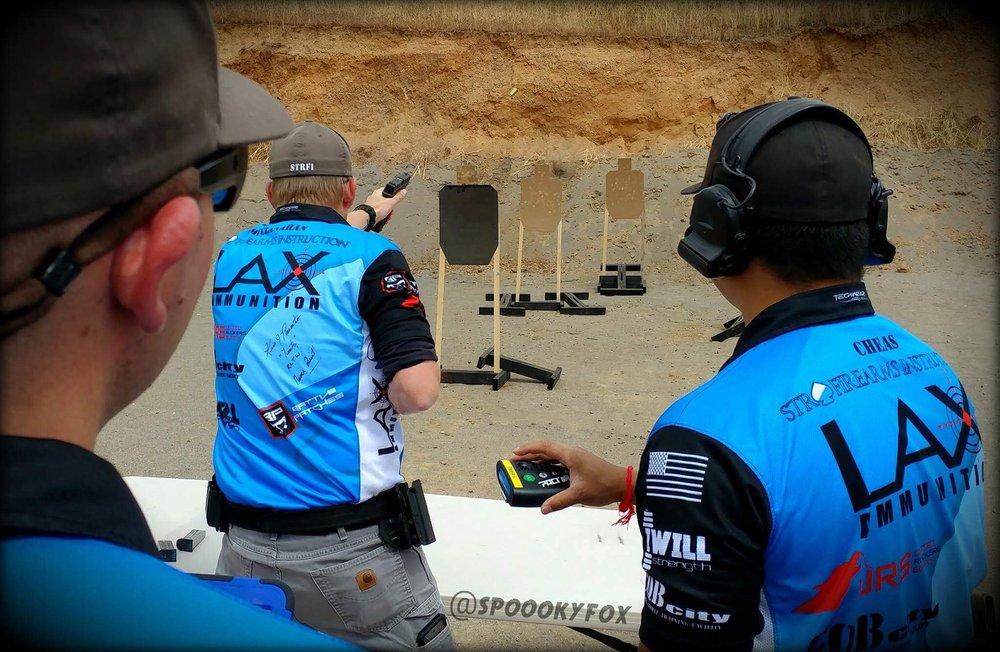 STRFI - Shoot Train Retain Firearms Instruction: 629 Lincoln Way, Auburn, CA
