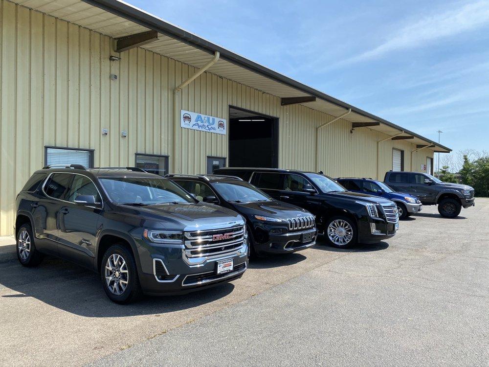 A & U Auto Spa: 1208 Baseline Rd, Montgomery, IL