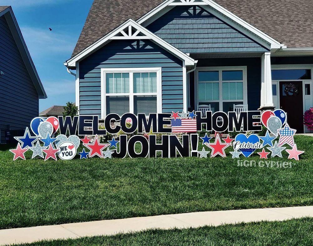 Sign Gypsies Louisville: Charlestown, IN
