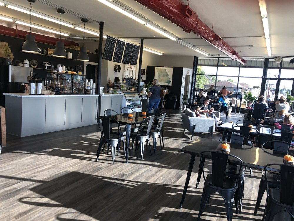 Jude's Coffee Company: 211 E Elm St, Lebanon, MO
