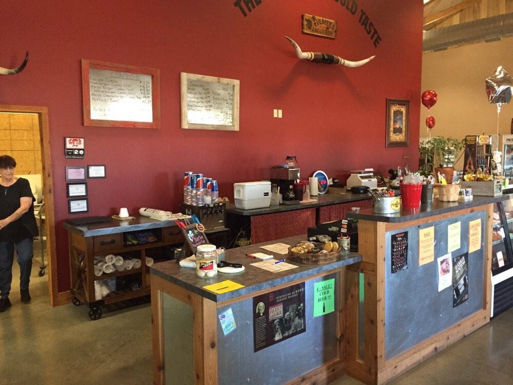 Kansas Premium Meats and Eatery: 22580 Highway 24, Belvue, KS