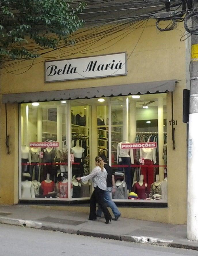 Bella Mariá