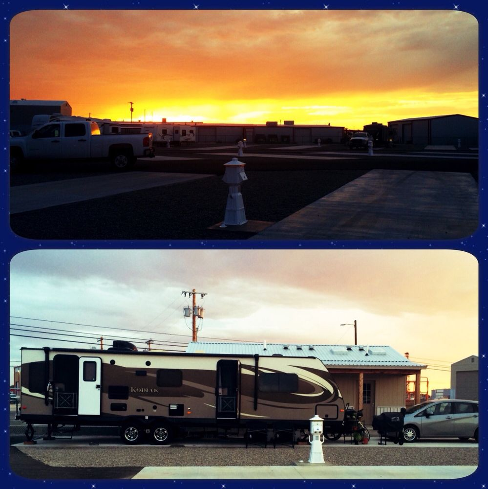 Cowboys RV Park: 2570 W Marland Blvd, Hobbs, NM