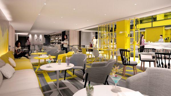 Kitchen Bar Gare De Lyon Lounges 209 211 Rue De Bercy