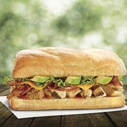recipe: earl of sandwich bbq chicken flatbread [11]