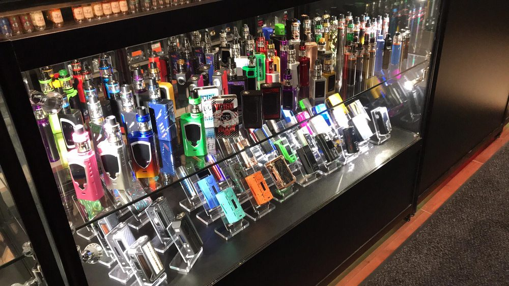 The Cloud Factory Vape Shop: 226 W Commercial St, East Rochester, NY